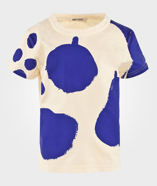 Bobo Choses T-Shirt Big Fruits Natural Natural