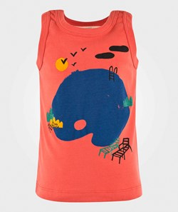 Bobo Choses Tank Top Palette Ground Red