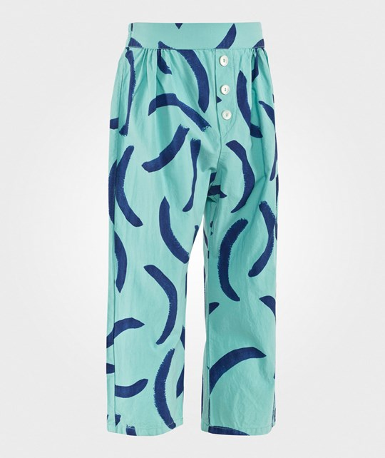 Bobo Choses Lounge Pants David Moss Green Moss green