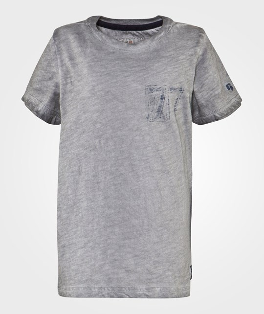 Garcia T-shirt Dark Grey 1592-dark grey