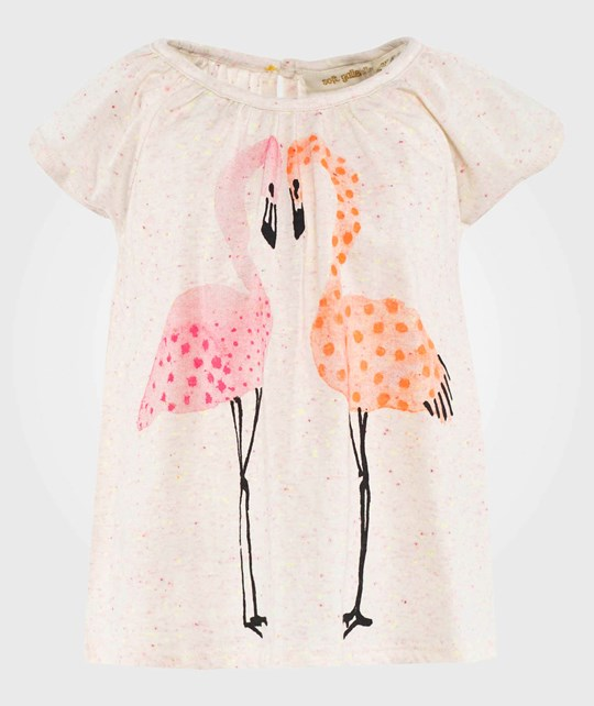 Soft Gallery Olivia Top Flurocent Neppy Sway Flurocent Neppy Sway