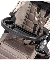 Baby Jogger Single Stroller Child Tray 2016 Black