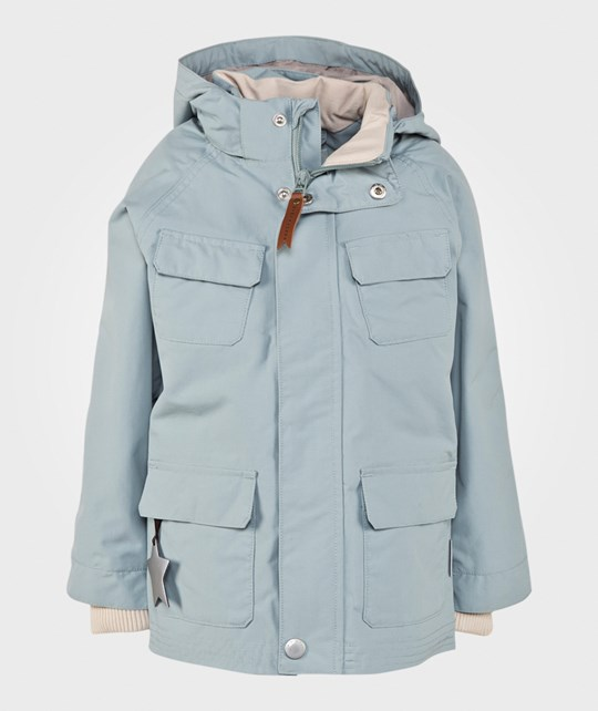 Mini A Ture Wagn K Jacket Puff Blue Puff Blue