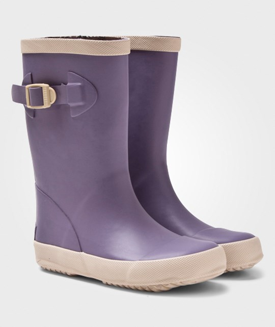 Mini A Ture Jeffy Rubber Boots Lilac Day Lilac Day