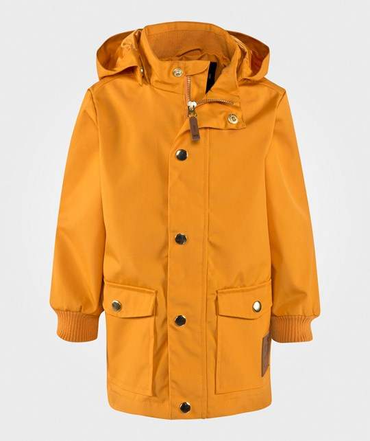Mini Rodini Pico Jacket Orange Orange