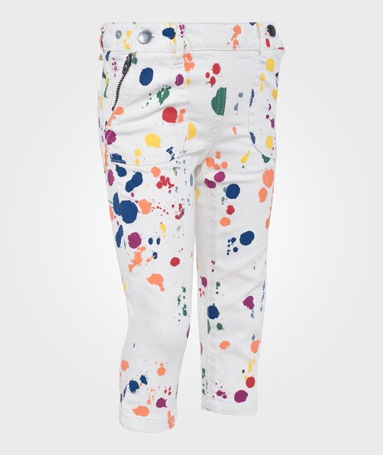 Stella McCartney Kids Lou Trouser Cream Splat Cream Splat Pr