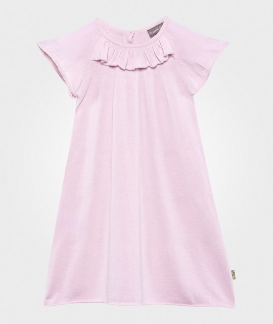 Hust&Claire Knitted Dress Soft Rose Soft Rose