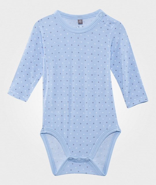 Hust&Claire Bamboo Baby Body Light Blue Light Blue