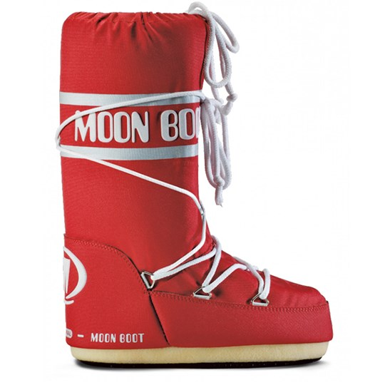 Moon Boot Moon Boot Red Rød