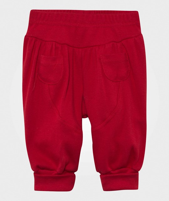 Joha Bubble Pants Scarlet Red Red