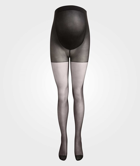 Noppies Maternity Tights 15 Den Black Svart
