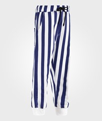The BRAND Sweat Pant Blue/White Stripe Blue/white stripe