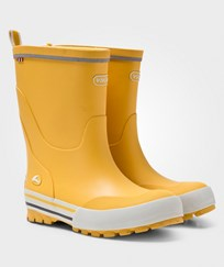Viking Jolly Rain Boots Yellow Yellow