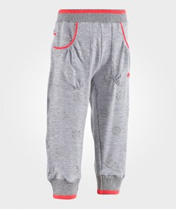 Me Too Carma Pants Sweat Grey Melange