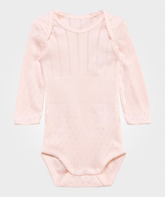 Noa Noa Miniature Baby Body,Long Sleeve/No Legs Cloud Pink Cloud Pink