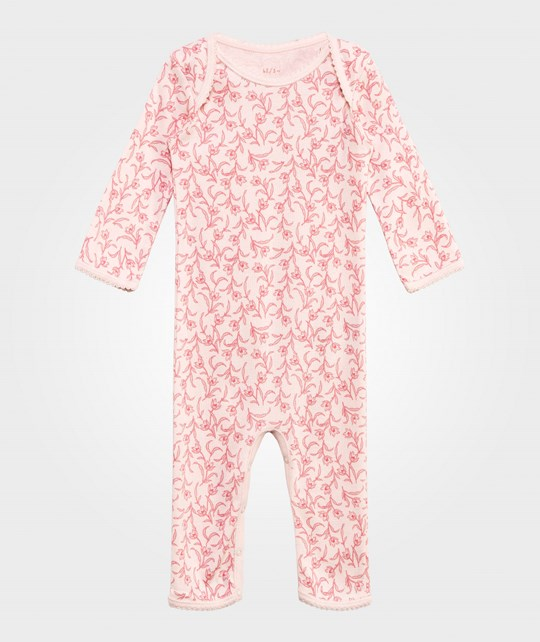 Noa Noa Miniature Baby Jumpsuit,Long Sleeve/ Long Leg Cloud Pink Cloud Pink