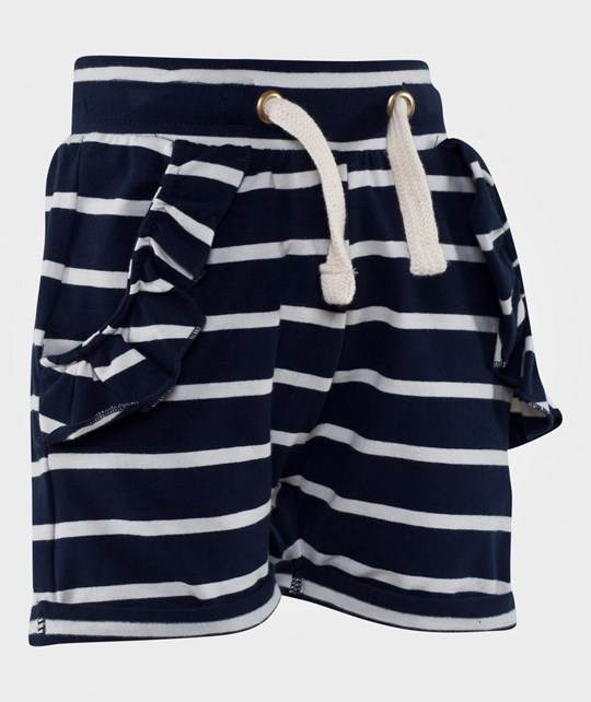 Redgreen Kids Bea 2 Shorts Navy Marinblå