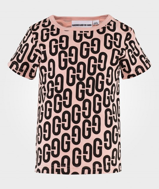 Gardner and the gang The Cool Tee GG Pink