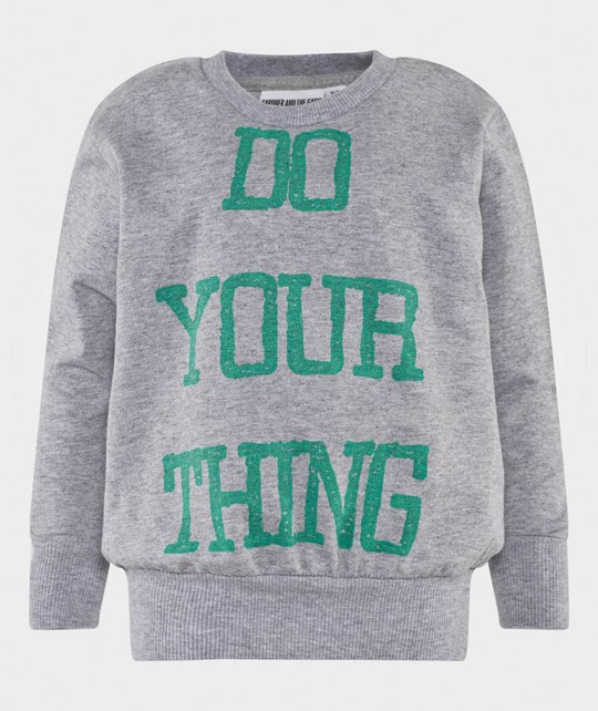 Gardner and the gang Кофта Light Sweatshirt Do Your Thing Black