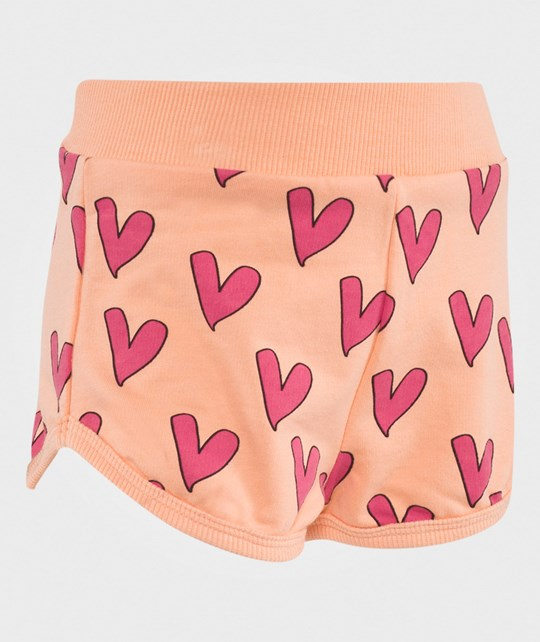 Gardner and the gang The Shorts Love Heart Apricot