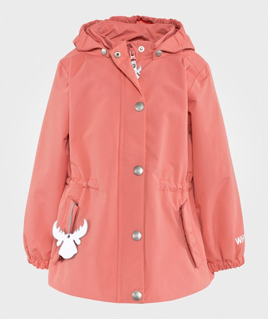 Wheat Jacket Monica Pink Peach Pink Peach