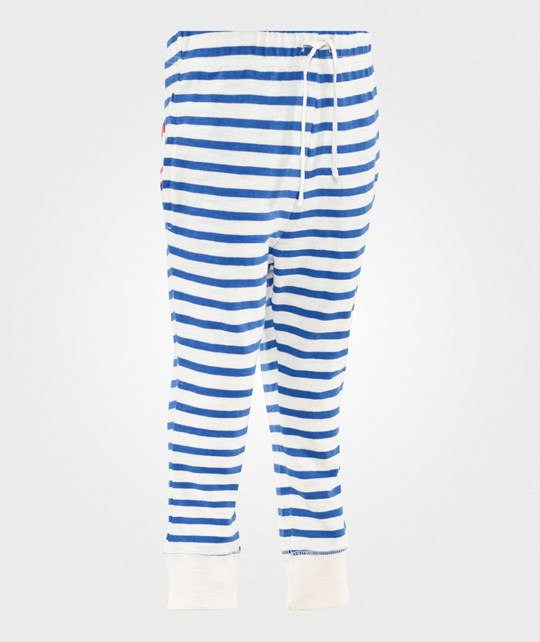 ebbe Kids Byron Low Crotch Pant Strong Blue Strong Blue