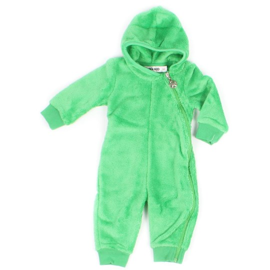 Kik Kid Suit Fur Green Green