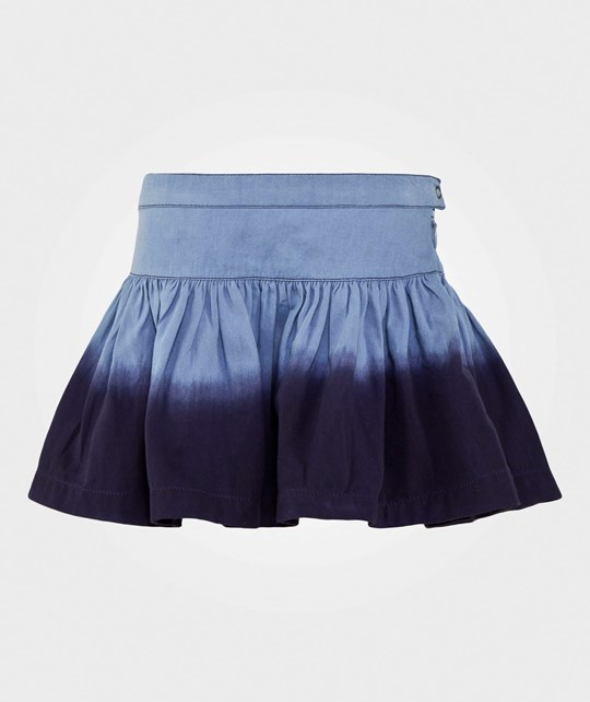 MarMar Copenhagen Юбка Sofia Skirt Dark Denim Blue Dark Denim Blue