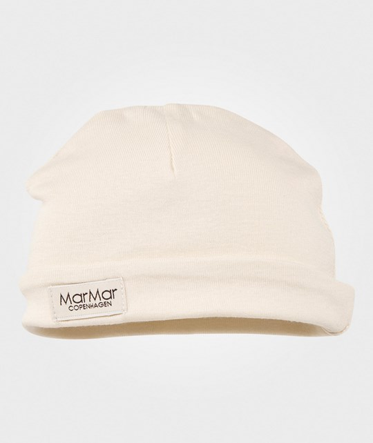 MarMar Copenhagen Шапка Aiko Hat Off White White