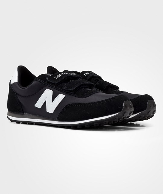 New Balance Hook and Loop Black/White Sort