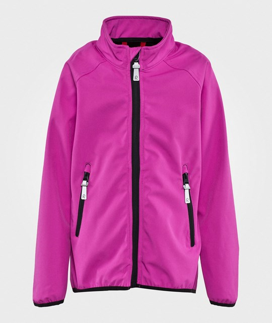 Reima Recharge Soft Shell Jacket Fuchsia Fun Fucshia Fun