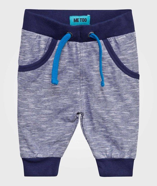 Me Too Dy Pant Jersey Medieval Blue Medieval Blue