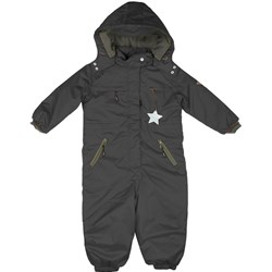 Mini A Ture Snowsuit Camillo Dark Shadow