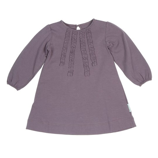 Mini A Ture Dress Vibe Vibe Purple Sage Purple