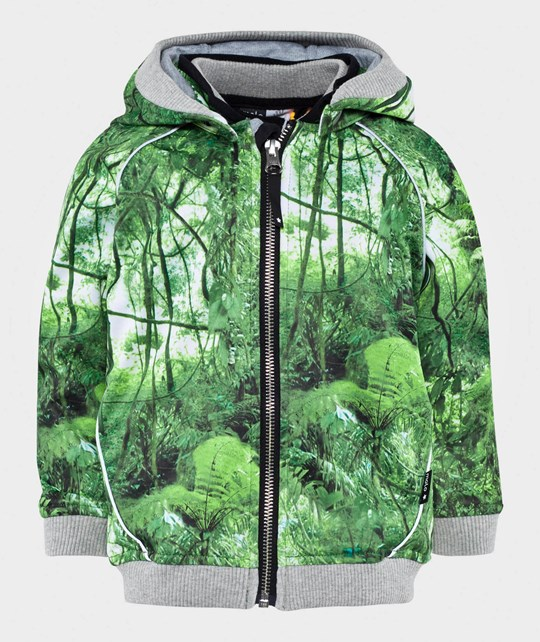 Molo High Soft Shell Jacket Jungle print Jungle print