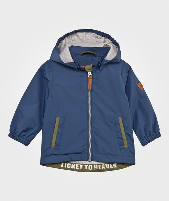 Ticket to heaven Klas Jacket Mini Ensing Blue Ensing Blue