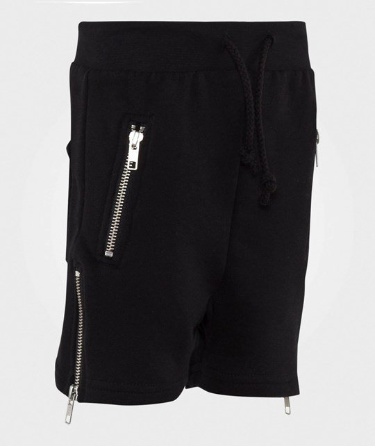 Someday Soon Emil Shorts Black Black