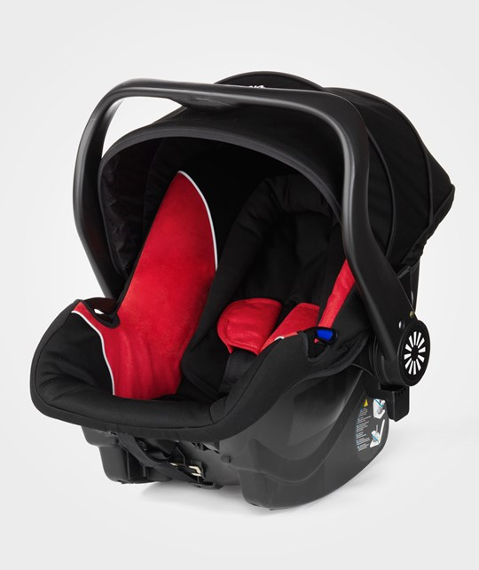 BRIO Primo Carrier Red/Black Multi