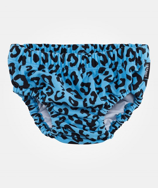 Lindberg Animal Swim Diaper Light Blue/Black Light Blue/Black