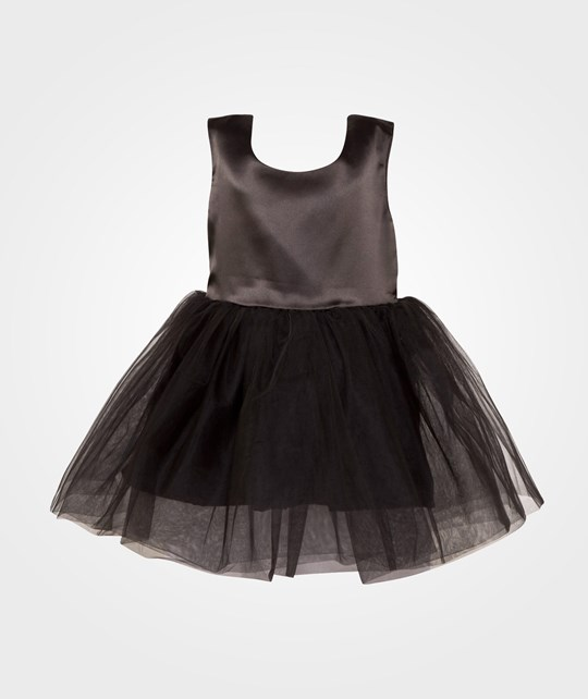 DOLLY by Le Petit Tom Ballet Dress Black Black