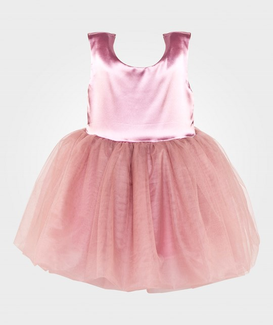 DOLLY by Le Petit Tom Ballet Dress Dusty Pink Pink