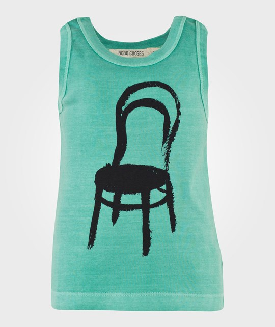Bobo Choses Tank top Thonet Moss green Moss green
