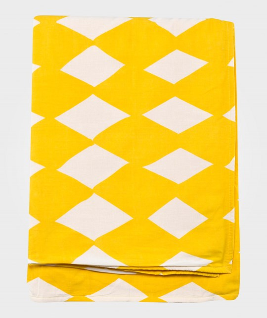 Bobo Choses Diamonds Beach Towel Broken White Broken white