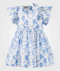 How To Kiss A Frog Fifi Dress White