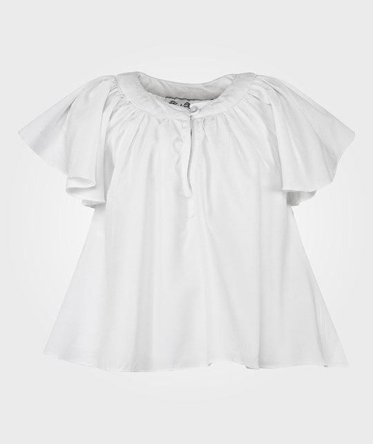 How To Kiss A Frog Eliza Top White White