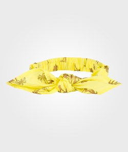 How To Kiss A Frog Headband Yellow