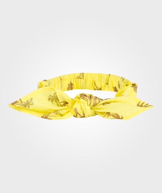 How To Kiss A Frog Headband Yellow Yellow