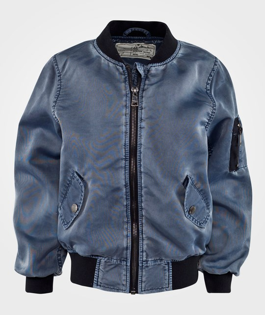 I Dig Denim Norton Jacket Blue Blue