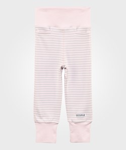 Geggamoja Брюки Babytrouser Pink/lLight Grey