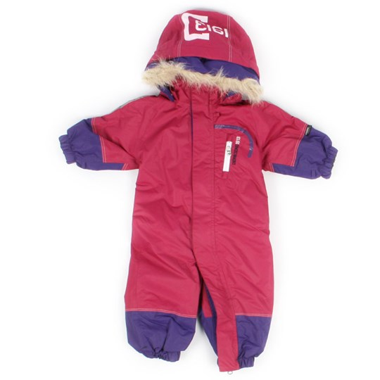 Didriksons Tucky Coverall Fuchsia Pink